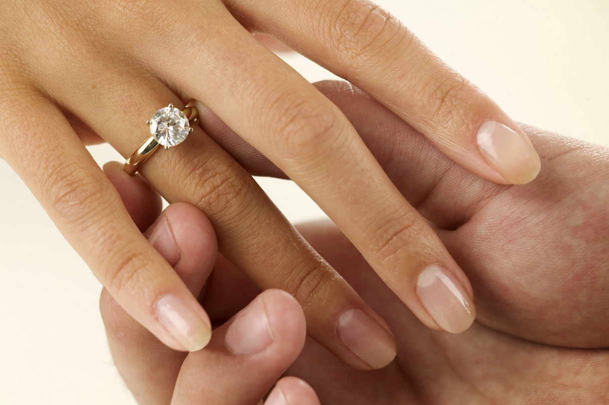 A Brief History Of Wedding Rings And Why They Re Universally Worn On The Ring Finger